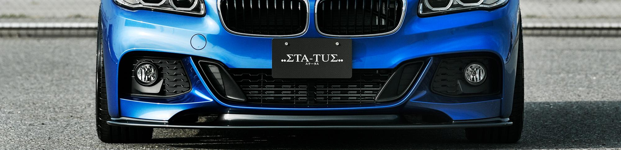 STA-TUS 青車両フロントアップ画像